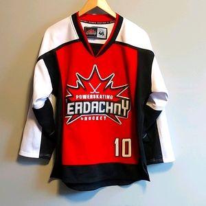 Serdachny powerskating and hockey jersey - small